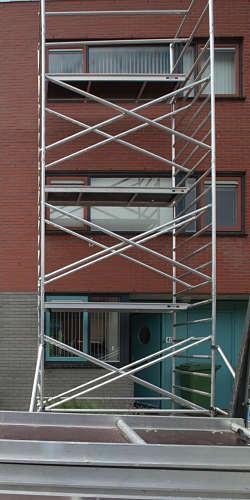 Rolsteiger huren 8 meter, platform 250x120cm